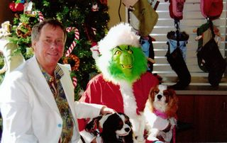 babies with ron and grinch 1208